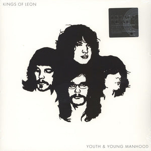 KINGS OF LEON : YOUTH & YOUNG MANHOOD (2003) 2LP 2016 180 GRAM REISSUE GATEFOLD SLEEVE