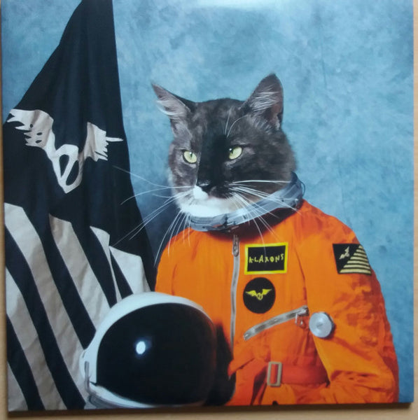 "KLAXONS : "" SURFING THE VOID "" - ORANGE VINYL RSD AUGUST 2020 (2020) 2LP"
