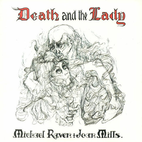 RAVEN, MICHAEL  & JOAN MILLS : DEATH AND THE LADY (1972) LP 2018 RSD REISSUE 1,500 WORLDWIDE