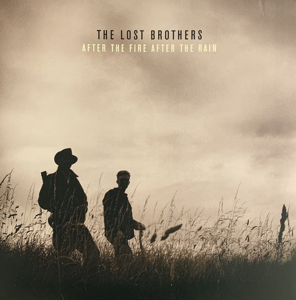 LOST BROTHERS, THE : AFTER THE FIRE THE RAIN (2020) CD /// LP