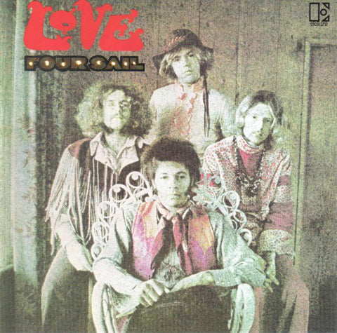 LOVE: FOUR SAIL (1969) LP 2019 LIMITED LIME GREEN VINYL
