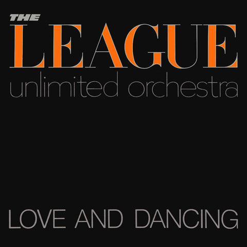 "HUMAN LEAGUE , THE : "" LOVE & DANCING "" (1982) LP NEAR MINT VINYL"