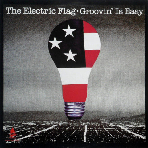 ELECTRIC FLAG , THE : GROOVIN IS EASY (1982) LP 1983 REISSUE LOOKS PERFECT