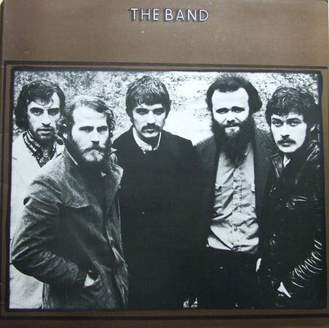 BAND , THE : THE BAND (1969) LP UK STEREO GATEFOLD SLEEVE REISSUE , NEAR MINT