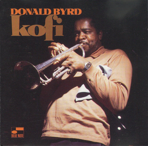 BYRD , DONALD : KOFI ( BLUE NOTE RARE FROOVE SERIES ) ( BOX ) USED CD