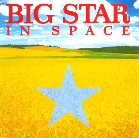 "BIG STAR : "" IN SPACE "" . CD ( BOX ) USED"