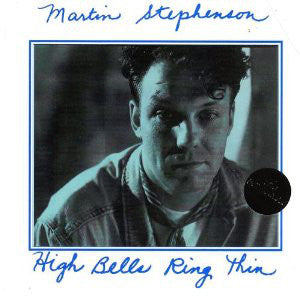 "STEPHENSON , STEVEN : "" HIGH BELLS RING THIN "" . CD ( BOX ) USED"