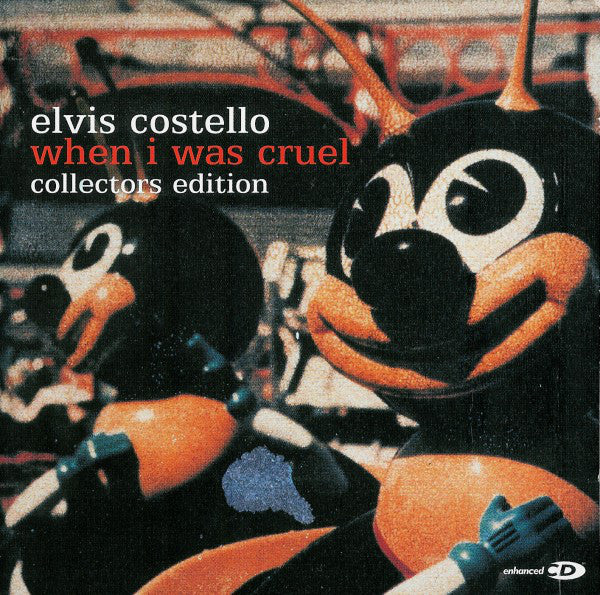 "COSTELLO , ELVIS : "" WHEN I WAS CRUEL ( COLLECTORS EDITION ) "" . 2CD ( BOX ) USED"