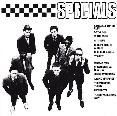 "SPECIALS , THE : "" SPECIALS "" ( BOX ) USED"