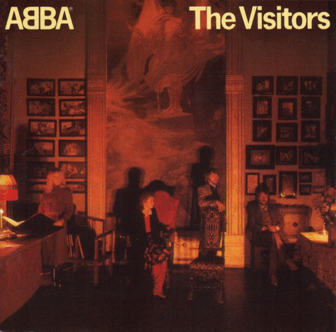 "ABBA : "" THE VISITORS ( REMASTER ) "" ( BOX ) USED"