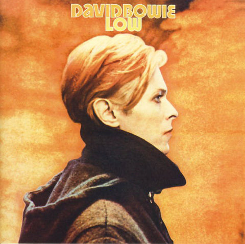 BOWIE , DAVID : LOW (1977) ( BOX ) 1999 REMASTERED REISSUE