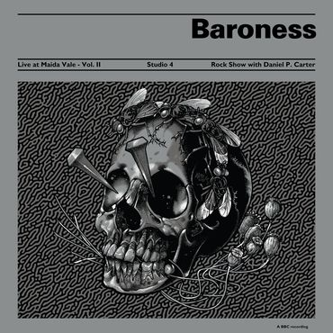 BARONESS : LIVE AT MAIDA VALE - VOL II (2020) LP LIMITED SPLATTER VINYL - BLACK FRIDAY 2020 3,500 WORLDWIDE