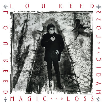 REED , LOU : MAGIC & LOSS (2020) 2LP - BLACK FRIDAY 2020 3,300 WORLDWIDE
