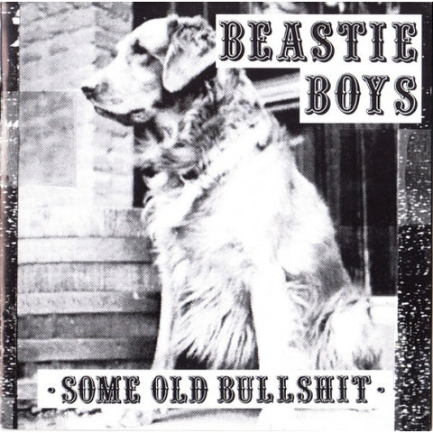 BEASTIE BOYS : SOME OLD BULLSHIT E.P (2020) LP - BLACK FRIDAY 2020 WHITE VINYL