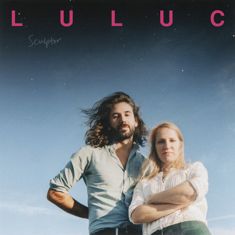 LULUC : SCULPTOR (2018) LP FIRST RUN COLORED VINYL