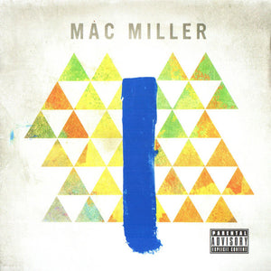 "MAC MILLER : "" BLUE SLIDE PARK "" (2019) RE ISSUE OF 2011 RELEASE : 2XLP"