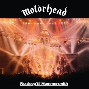MOTORHEAD : NO SLEEP 'TIL HAMMERSMITH (1981) LP 2015 REISSUE