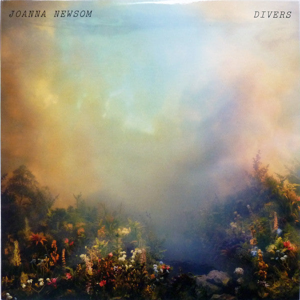 NEWSOM, JOANNA  : DIVERS (2015) 2LP