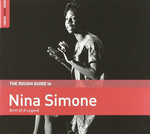 SIMONE, NINA : BIRTH OF A LEGEND THE ROUGH GUIDE (2019) LP LIMITED 180 GRAM VINYL