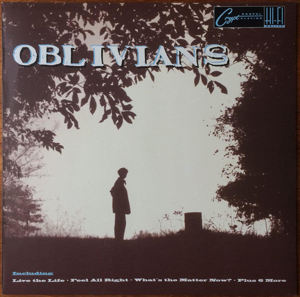 OBLIVLANS : PLAY 9 SONGS WITH MR QUINTRON (1997) LP