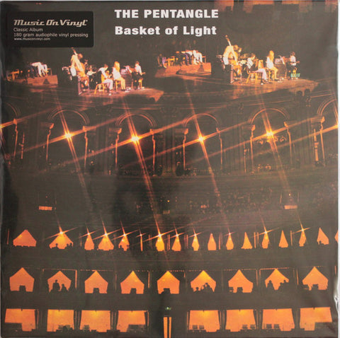 PENTANGLE : BASKET OF LIGHT (1969) LP 2019 REISSUE