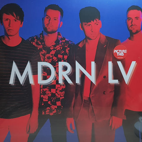 PICTURE THIS : MDRN LV (2019) LP ( IRISH )