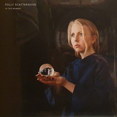 POLLY SCATTERGOOD : IN THIS MOMENT (2020) LP LIMITED CLEAR VINYL