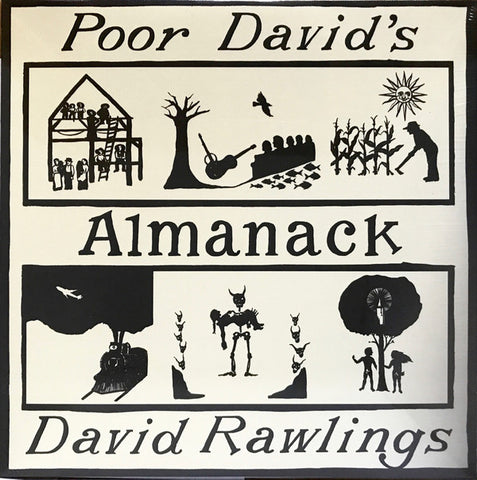 RAWLINGS, DAVID : POOR DAVIDS ALMANACK (2017) LP