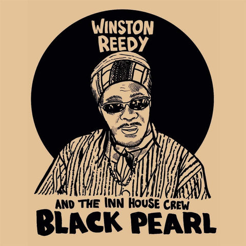 "REEDY, WINSTON & THE INN HOUSE CREW : "" BLACK PEARL "" RSD AUGUST 29TH 2020 (2020) 2LP GATEFOLD SLEEVE"