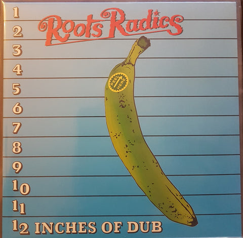 ROOTS RADICS, THE : 12 INCHES OF DUB (2019) LP
