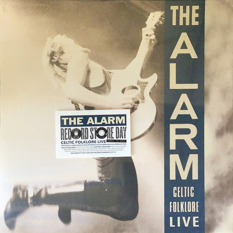 "ALARM, THE : "" CELTIC FOLKLORE LIVE "" - LP RSD SEPTEMBER 26TH 2020 (2020) LP"