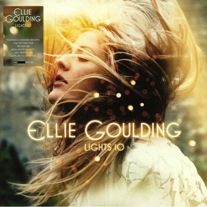 "GOULDING , ELLIE : "" LIGHTS "" - RSD SEPTEMBER 26TH 2020 (2020) 2LP 800 WORLDWIDE"
