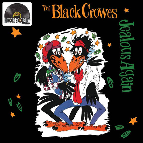 "BLACK CROWES : "" JEALOUS AGAIN "" - RSD SEPTEMBER 26TH 2020 (2020) 12 INCH"