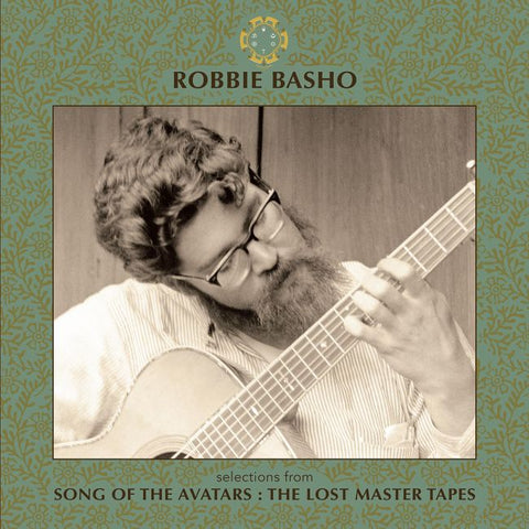 "BASHO , ROBBIE : "" SELECTION FROM THE SONGS OF AVATARS "" - RSD SEPTEMBER 26TH 2020 (2020) LP"