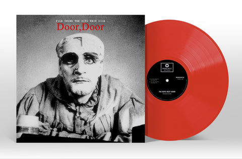 "BOYS NEXT DOOR, THE : "" DOOR DOOR "" - RSD SEPTEMBER 26TH 2020 (2020) LP  RED VINYL"