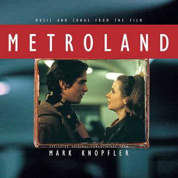 """ METROLAND "" : MUSIC AND SONGS FROM THE FILM - RSD OCTOBER 24TH 2020 (2020) LP CLEAR VINYL LIMITED TO 3,000"