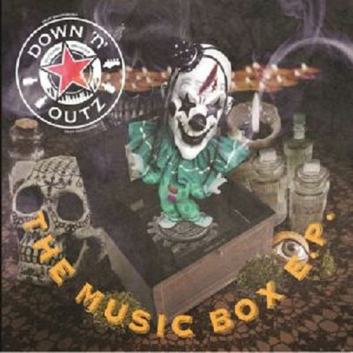 "DOWN N OUTZ : "" THE MUSIC BOX E.P "" - RSD OCTOBER 24TH 2020 (2020) 12 INCH E.P"