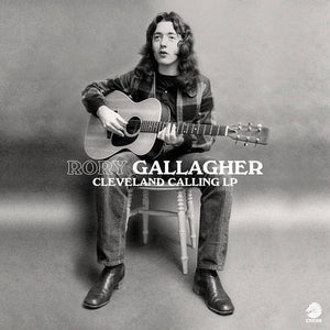 "GALLAGHER , RORY : "" CLEVELAND CALLING "" - RSD 2020 LP 180 GRAM VINYL"