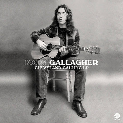 "GALLAGHER , RORY : "" CLEVELAND CALLING "" - RSD OCTOBER 24TH 2020 (2020) LP 180 GRAM VINYL"