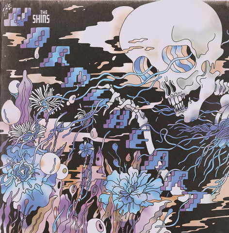 SHINS, THE : THE WORMS HEART (2018) LP