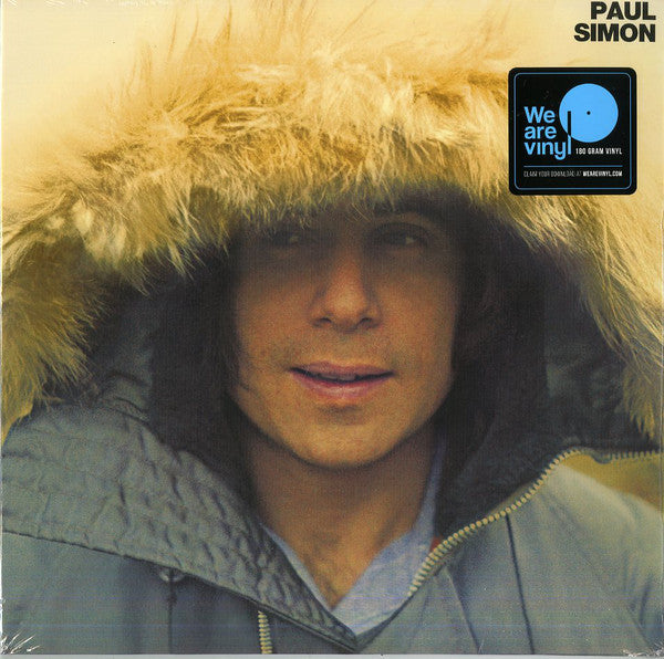 SMITH, PAUL : PAUL SIMON (1971) LP 2017 REISSUE