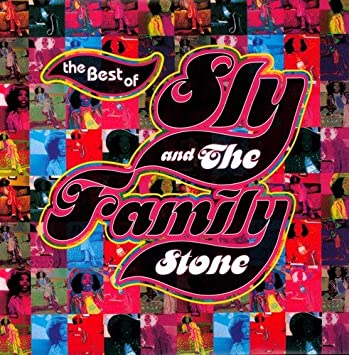 SLY & THE FAMILY STONE : THE BEST OF SLY AND THE FAMILY STONE  2LP 2009 REISSUE OF CLASSIC SLY BEST OF
