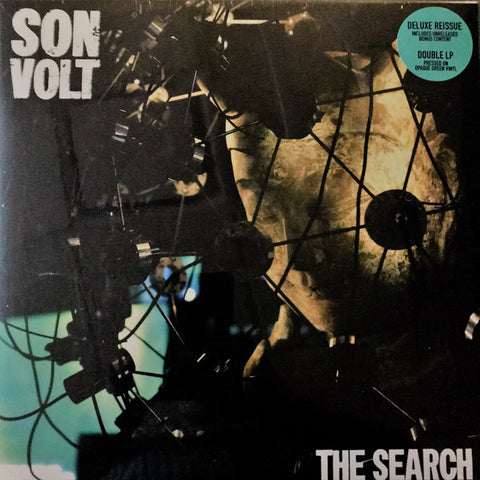SON VOLT : THE SEARCH (2007) LP 2018 DELUXE REMASTERED REISSUE 180 GRAM COLORED VINYL