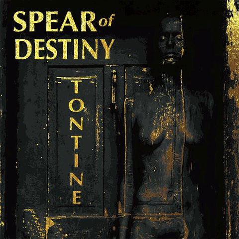 SPEAR OF DESTINY : TONITE (2018) LP