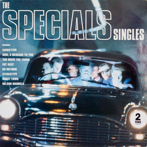 SPECIALS, THE : SINGLES (1991) LP 2017 REISSUE OF CLASSIC SINGLES COMPILATION