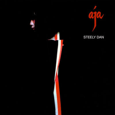 STEELY DAN : AJA (1977) LP REMASTERED RESISSUE GATEFOLD SLEEVE 180 GRAM VINYL