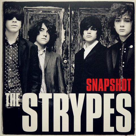 STRYPES, THE : SNAPSHOT (2013) LP GATEFOLD SLEEVE