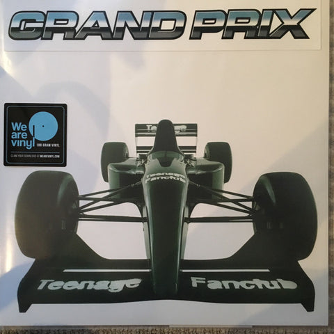 TEENAGE FANCLUB : GRAND PRIX (1995) LP 2018 REMASTERED REISSUE WITH 7 INCH SINGLE
