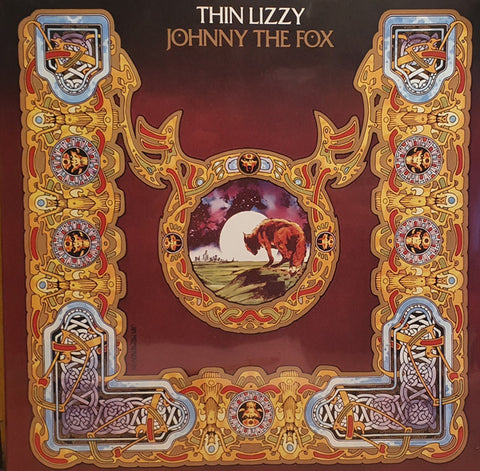 THIN LIZZY : JOHNNY THE FOX (1976) LP 2020 REISSUE