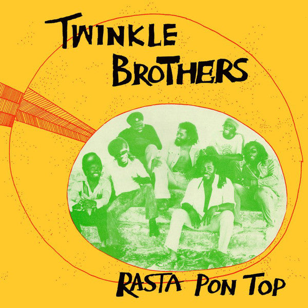 TWINKLE BROTHERS : RASTA PON TOP (1975) LP 2018 REISSUE